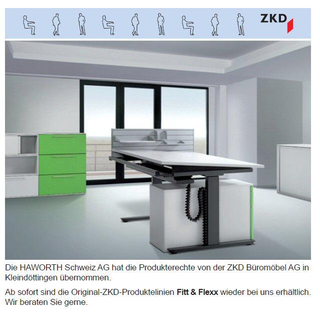 PHOENIX Büro-Systeme] - ZKD Original Produktelinien Fitt & Flexx